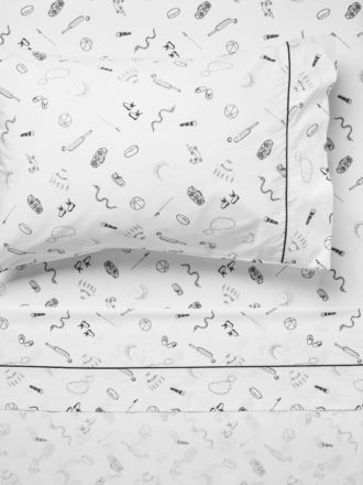 Down By The River Sheet Set