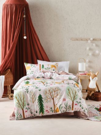 Woodlandia Quilt Cover Set