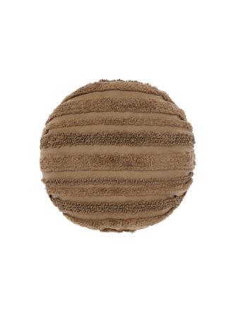 Carter Timber Cushion 45cm Round