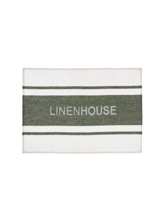 Linen House Fern Tea Towel
