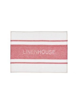Linen House Rosette Tea Towel