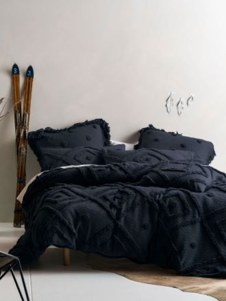 Adalyn Indigo Quilt Cover Set