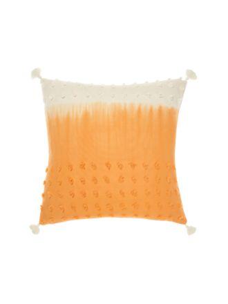 Basque Marigold Cushion 48x48cm