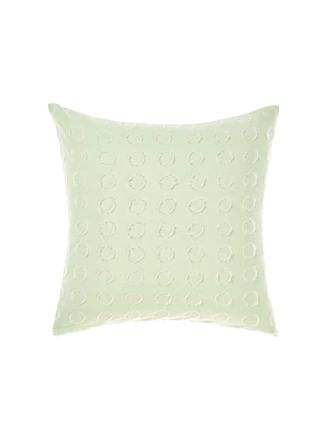 Benedita Mint Cushion 50x50cm