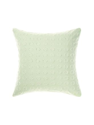 Benedita Mint European Pillowcase