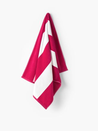 Cabana Ruby Beach Towel