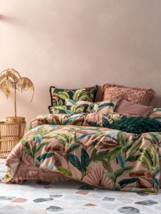 Costa Rica Quilt Cover Set