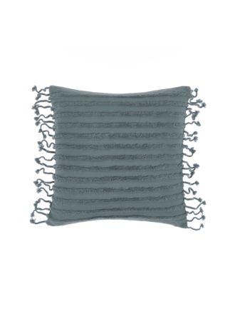 Dunaway Petrol Cushion 48x48cm