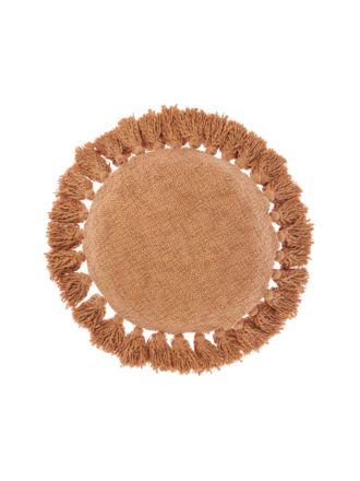 Florida Brandy Cushion 45cm Round