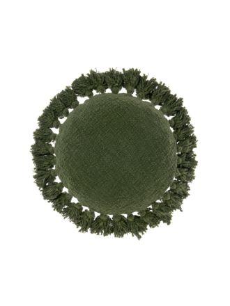 Florida Fern Cushion 45cm Round
