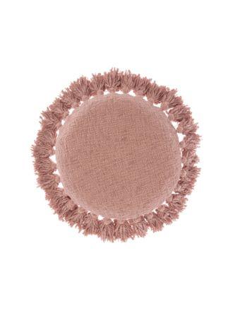 Florida Rosette Cushion 45cm Round