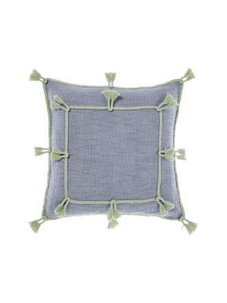 Hannah Sky Cushion 45x45cm