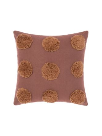 Haze Pecan Cushion 45x45cm