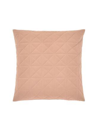 Heath Terracotta European Pillowcase