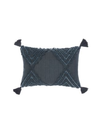 Heather Slate Cushion 40x60cm