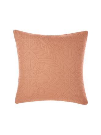 Isadora Brandy European Pillowcase