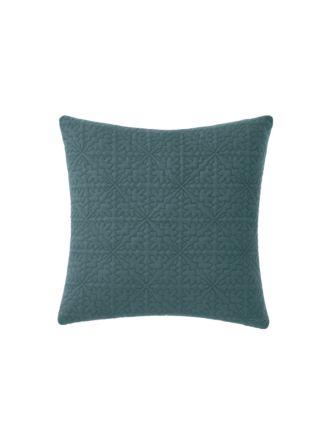 Isadora Petrol Cushion 48x48cm