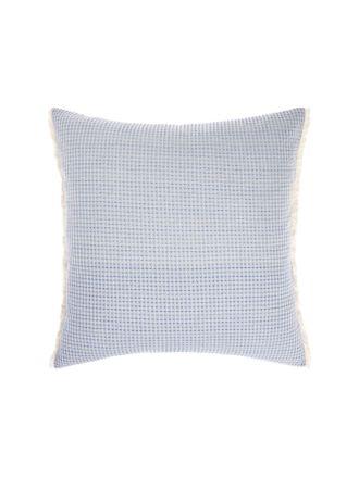 Lagos Blue European Pillowcase