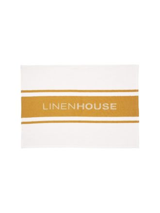 Linen House Chai Tea Towel
