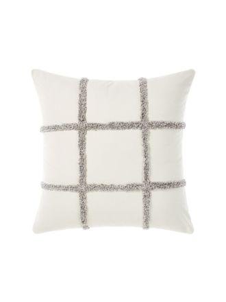 Lyndon Charcoal European Pillowcase
