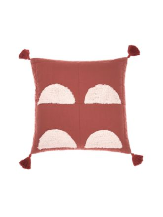 Moonrise Paprika Cushion 48x48cm