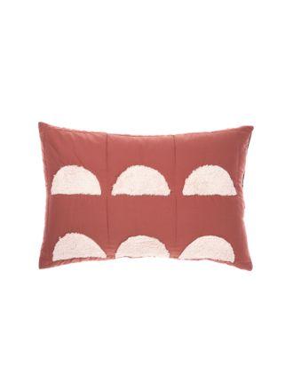 Moonrise Paprika Pillow Sham Set