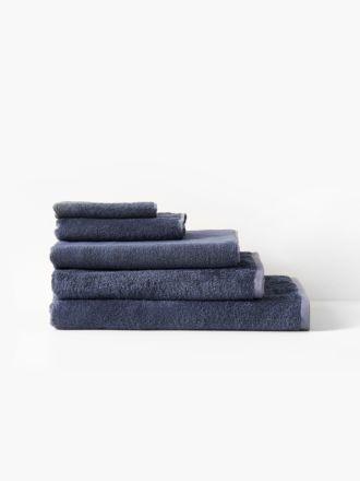 Nara Bluestone Towel Collection