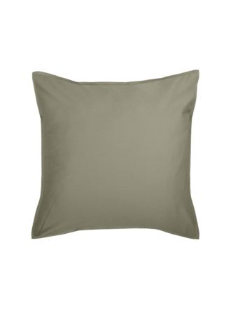 Nara Bamboo Cotton Moss European Pillowcase