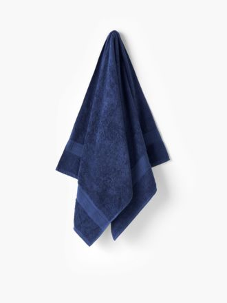 Newport Electric Blue Towel Collection