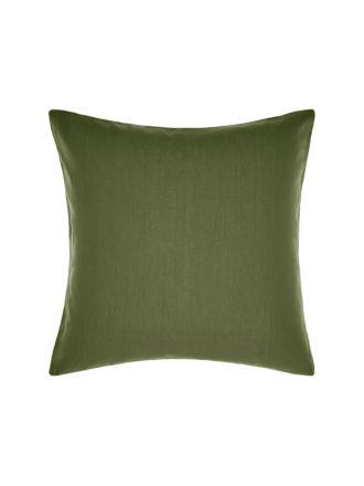 Nimes Fern Linen European Pillowcase