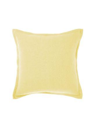 Nimes Meadow Linen Tailored Cushion 48x48cm
