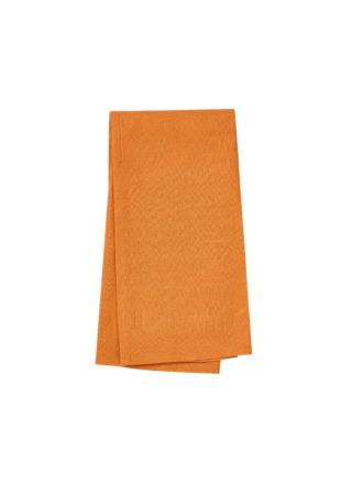 Nimes Terracotta Linen Tea Towel