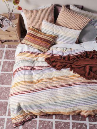 Nola Frappe Quilt Cover Set
