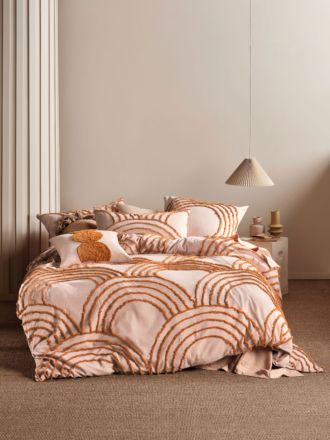 Ojai Rose Quilt Cover Set