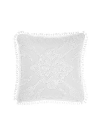 Rapallo White European Pillowcase