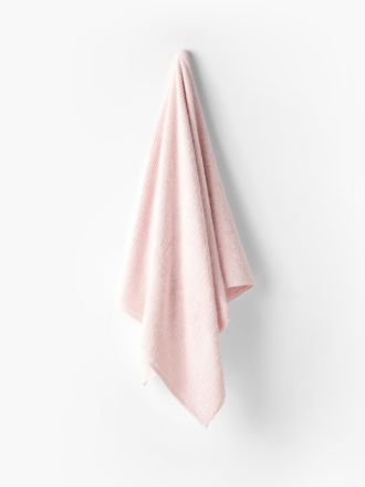 Reed Pink Towel Collection