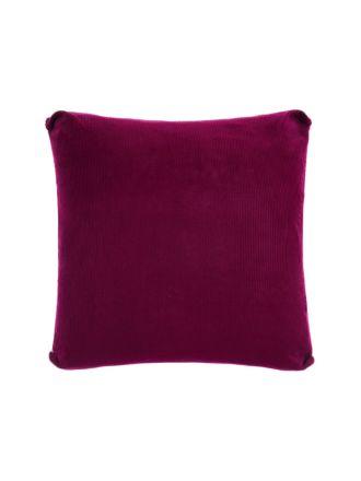 Reagan Boysenberry Cushion 55x55cm