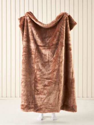 Selma Brandy Throw