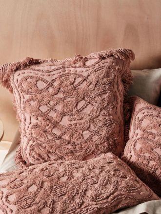 Somers Rosette European Pillowcase