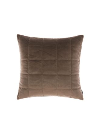 Sylvie Taupe Cushion 50x50cm
