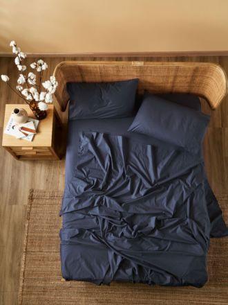 Terra Organic Cotton Midnight Sheet Set