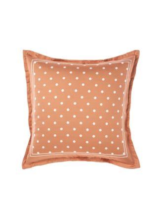 Vivienne Brandy European Pillowcase