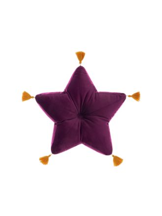 Super Nova Grape Novelty Cushion