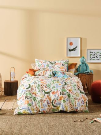 Tales and Scales Quilt Cover Set