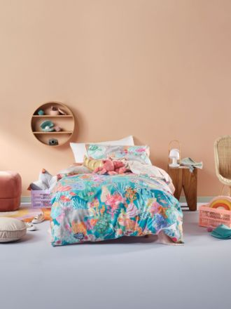 The Reef Quilt Cover Set