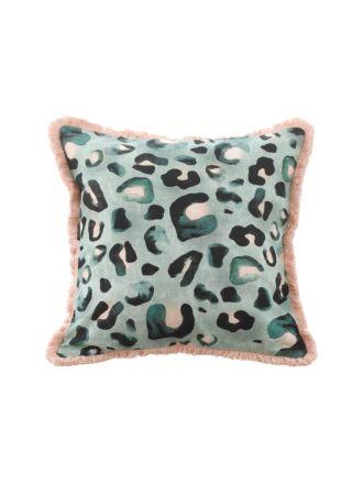 Cantaloupe Jaguar Cushion 50x50cm