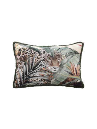 Cantaloupe Jaguar Cushion 40x60cm