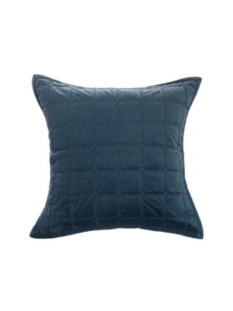 Meeka Indigo European Pillowcase