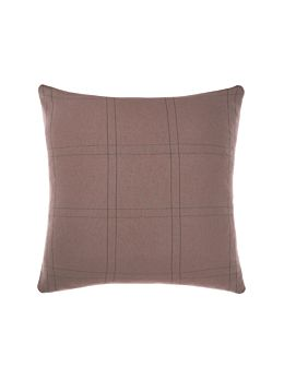 Albert Black European Pillowcase