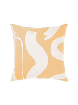 Arden Apricot European Pillowcase